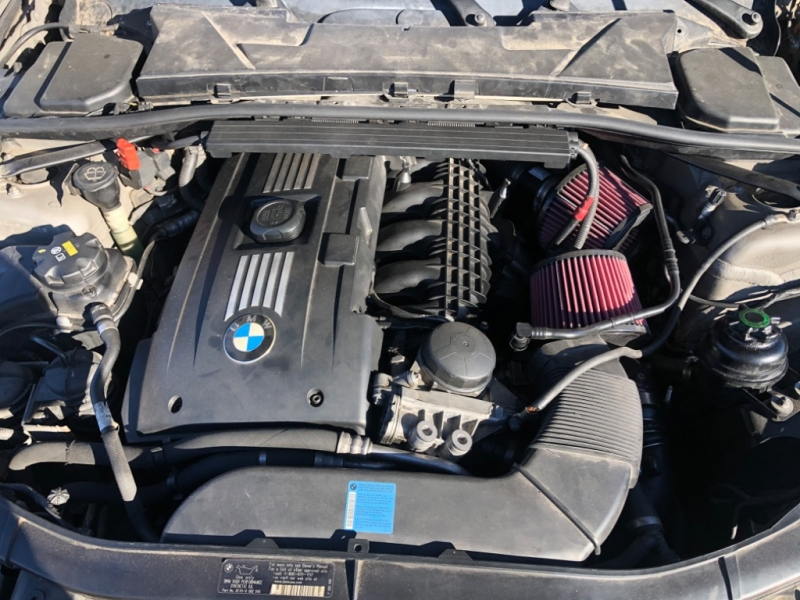 BMW 3-Series 2007 price $4,998