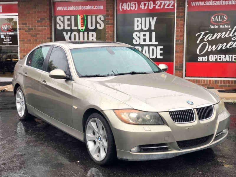 BMW 3-Series 2007 price $4,998