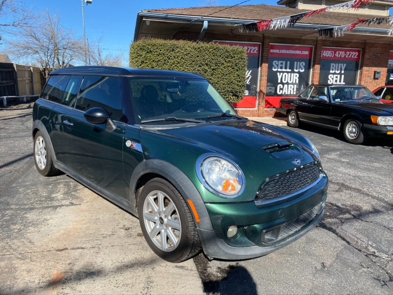 Mini Cooper Clubman 2011 price $5,995 Cash