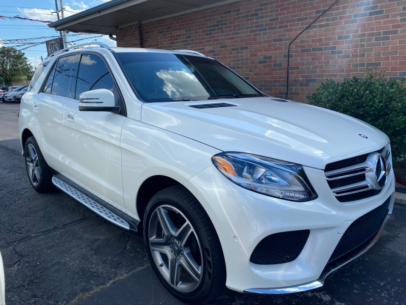 Mercedes-Benz GLE400 2016 price $31,995