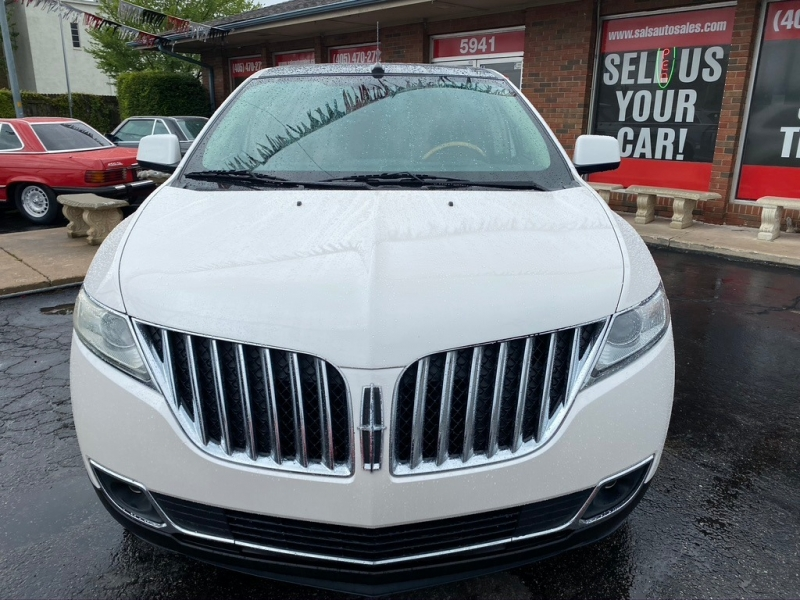 Lincoln MKX 2011 price $8,500