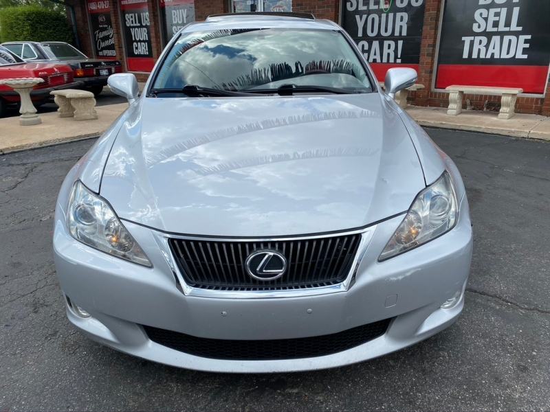 Lexus IS 250 2009 price $8,500