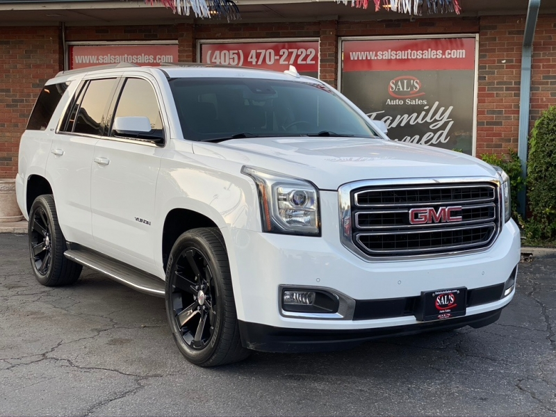 GMC Yukon 2016 price $29,995 Cash