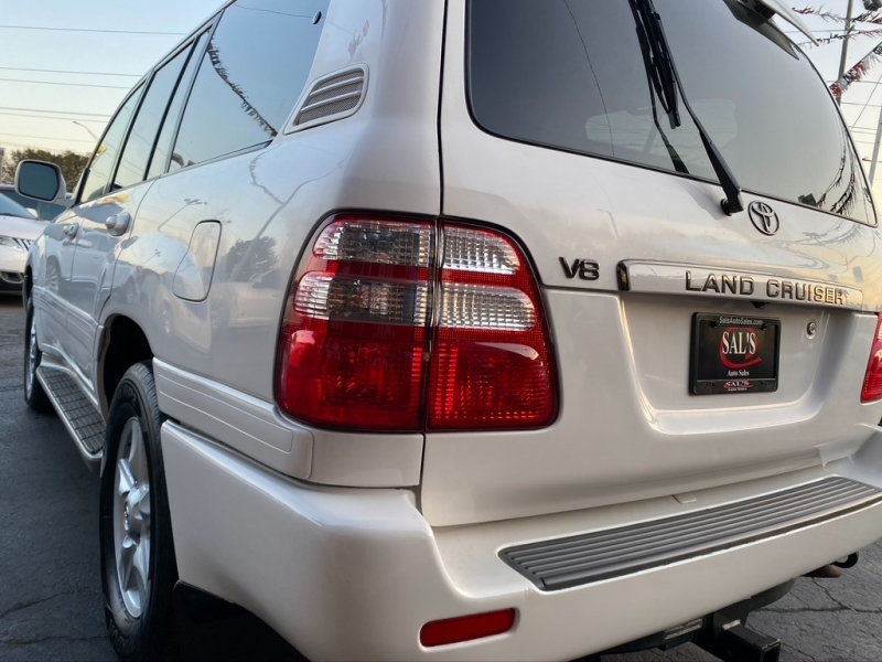 Toyota Land Cruiser 2004 price $16,500 Cash
