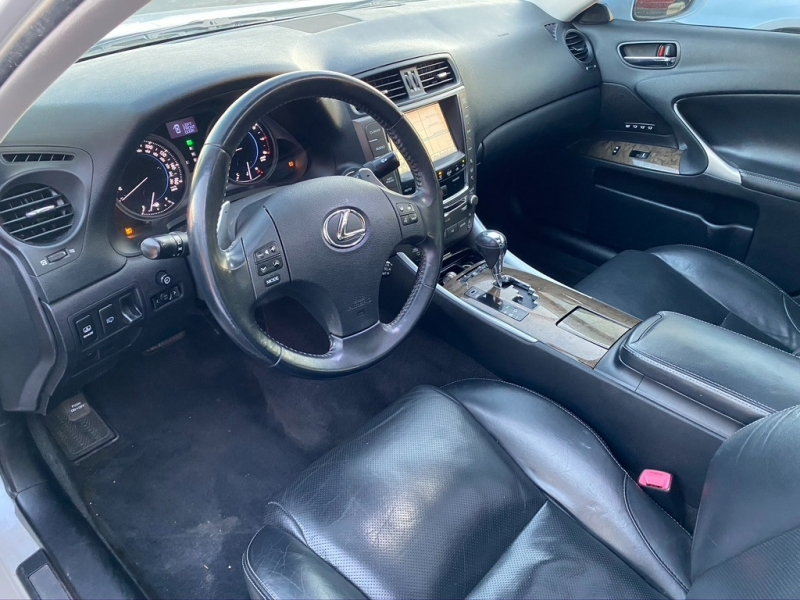 Lexus IS 250 2010 price $9,295 Cash