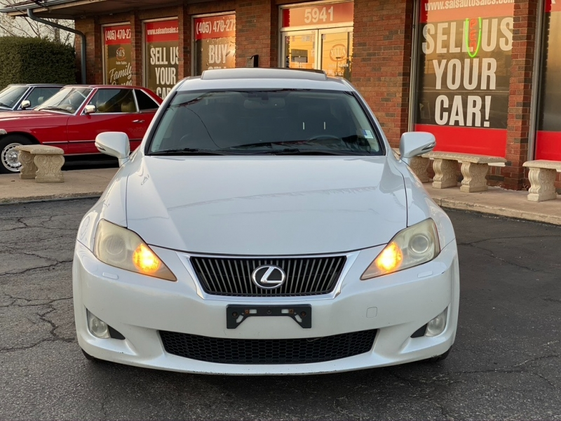 Lexus IS 250 2010 price $9,995 Cash