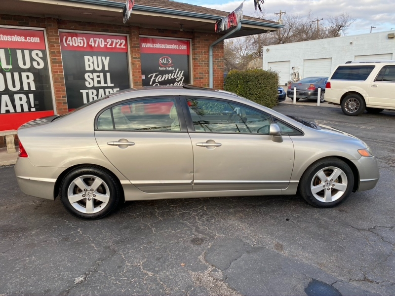 Honda Civic Sedan 2006 price $4,500 Cash