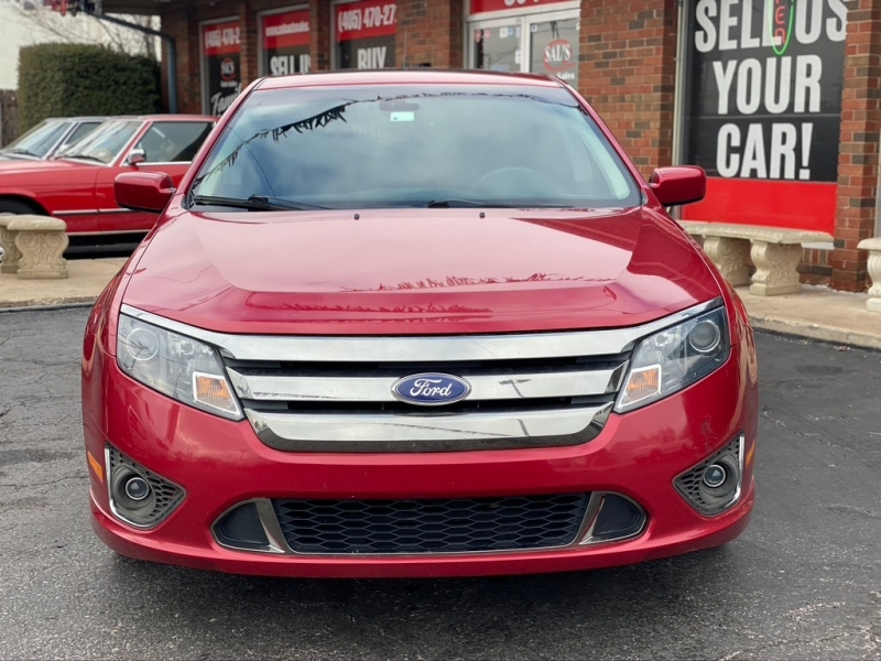 Ford Fusion 2011 price $7,500 Cash