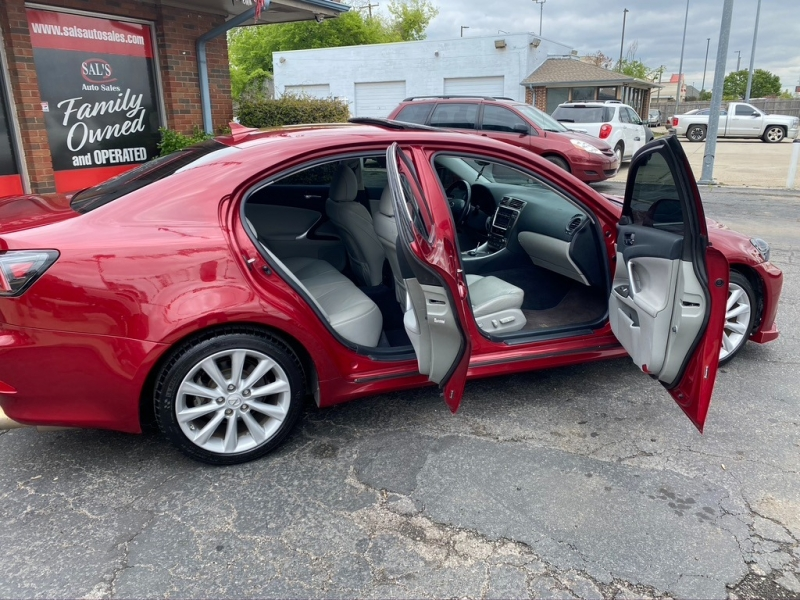 Lexus IS 250 2008 price $12,500 Cash