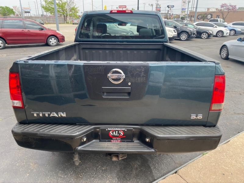 Nissan Titan 2004 price $5,995 Cash