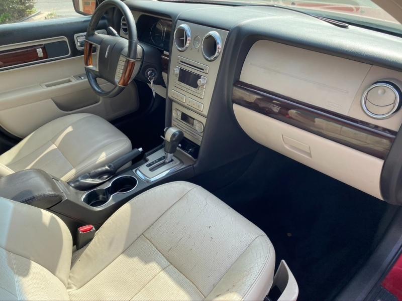 Lincoln MKZ 2007 price $4,500 Cash