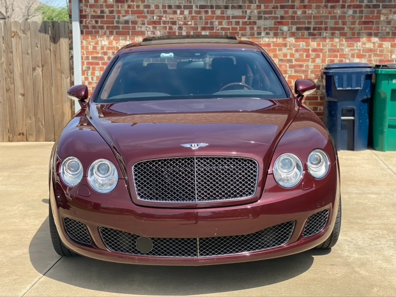 Bentley Continental Flying Spur (CFS) 2009 price $63,995