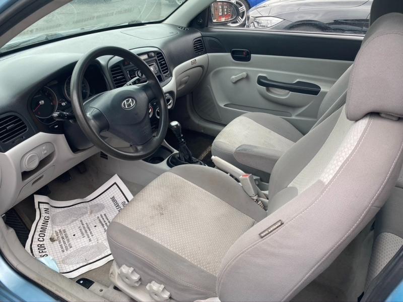 Hyundai Accent 2007 price $3,500 Cash