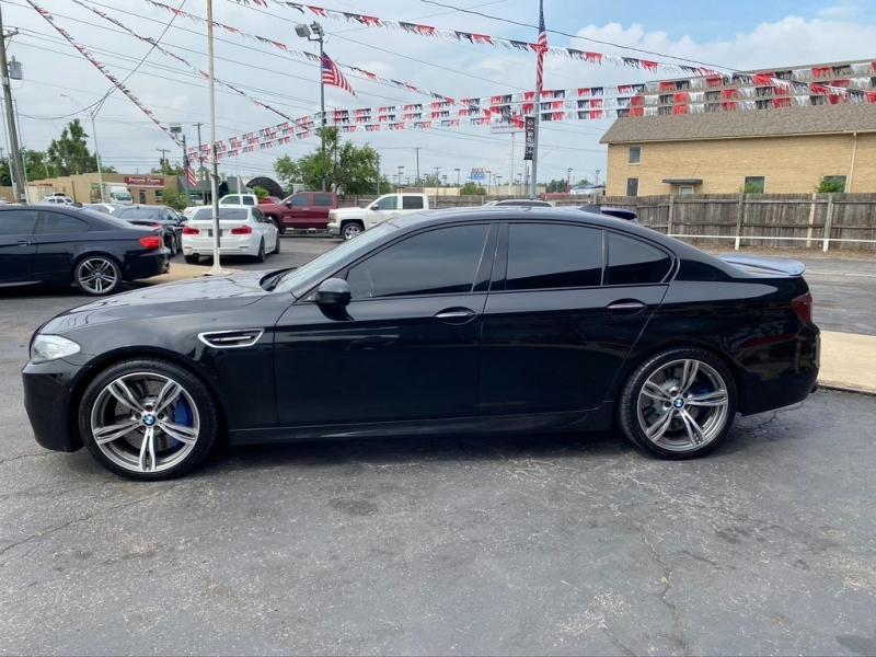 BMW M5 2013 price $44,995