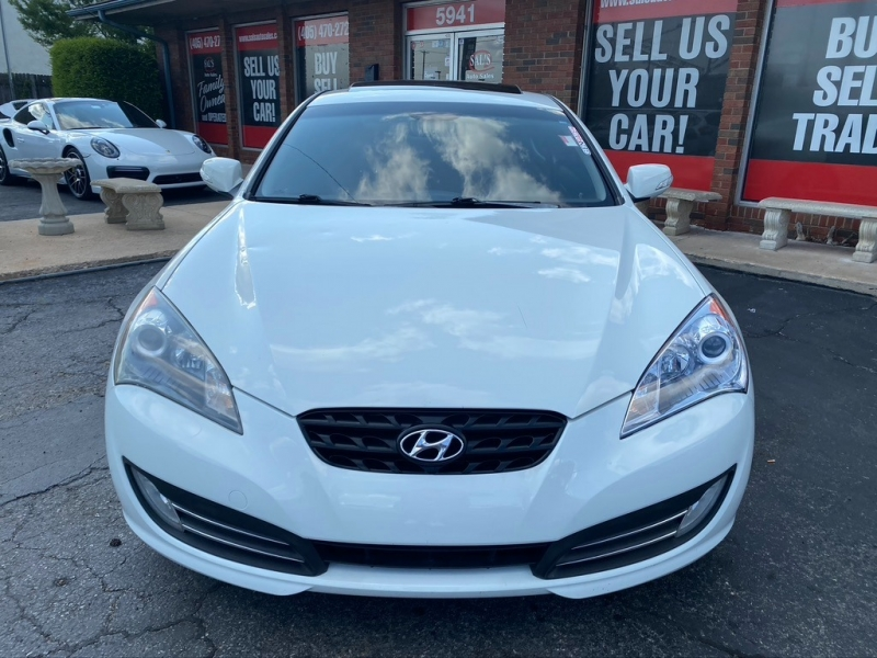 Hyundai Genesis Coupe 2010 price $10,995 Cash