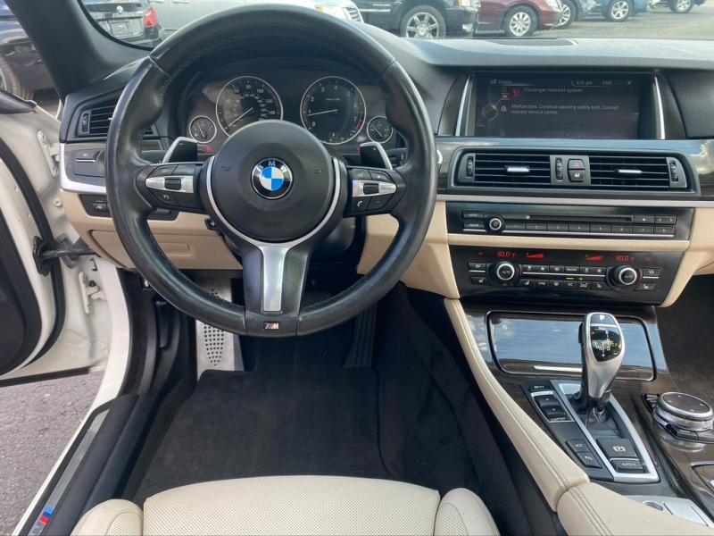 BMW 5-Series 2014 price $15,500