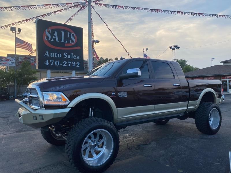 RAM 2500 2015 price $49,995