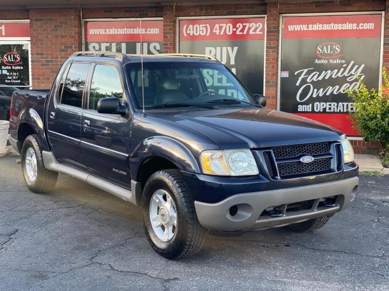 Ford Explorer Sport Trac 2002 price $5,995 Cash