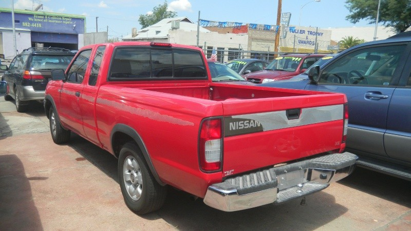 Nissan Frontier 2WD 1998 price $998 Down