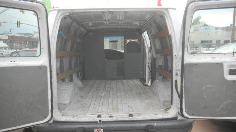 Ford Econoline Cargo Van 2007 price $998 Down