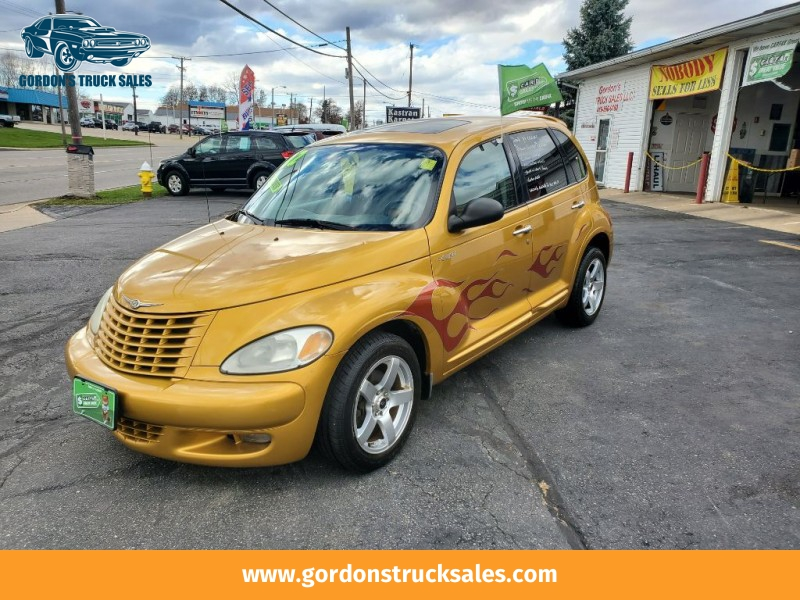CHRYSLER PT CRUISER 2002 price $3,495