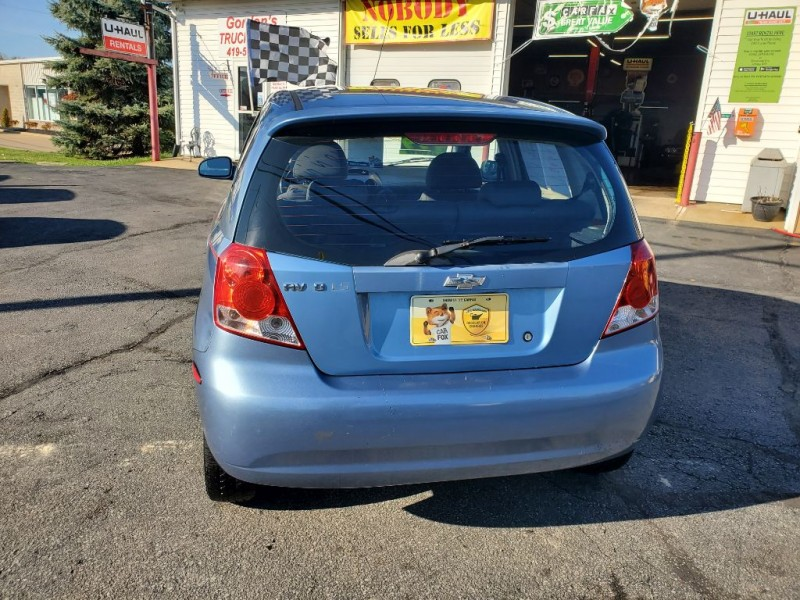 CHEVROLET AVEO 2007 price CALL FOR PRICE