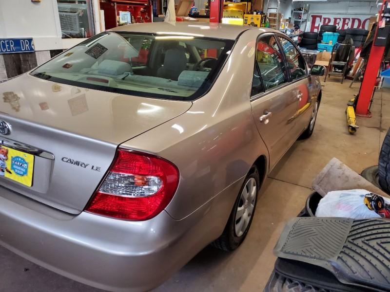 TOYOTA CAMRY 2003 price $3,750