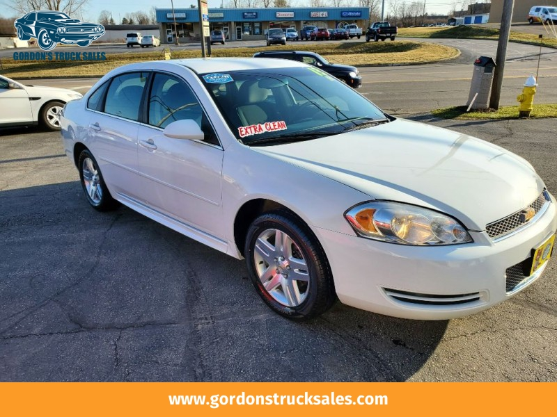 CHEVROLET IMPALA 2013 price as low as 500 down