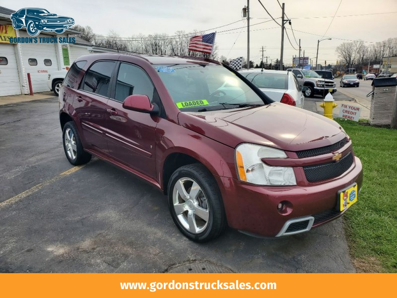 CHEVROLET EQUINOX 2008 price Get approved today!!