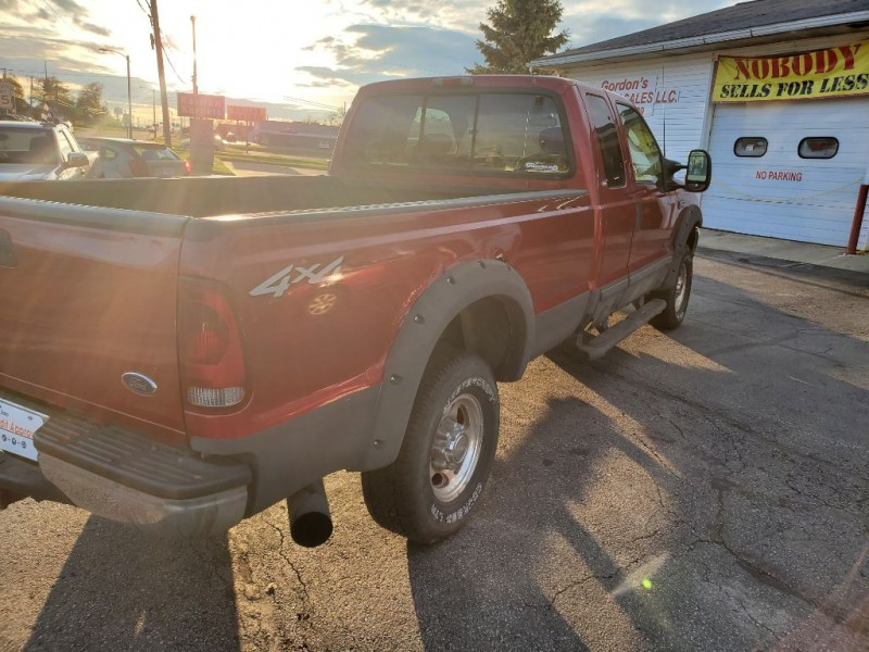 FORD F250 2003 price $6,995