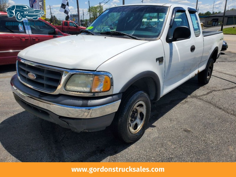 FORD F150 2002 price $3,495