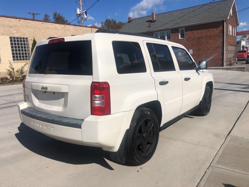 JEEP PATRIOT 2007 price $4,900