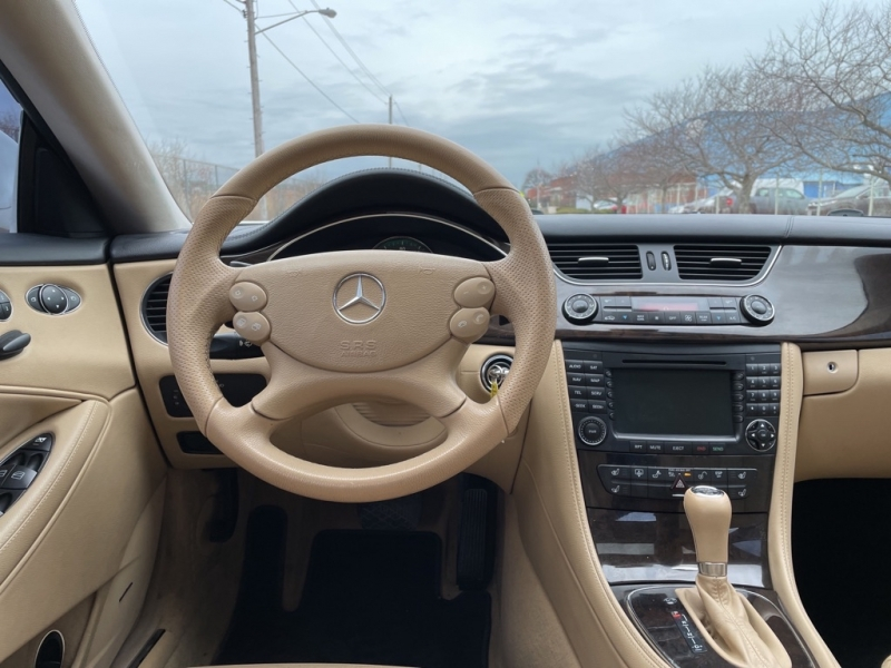 MERCEDES-BENZ CLS 2008 price $10,995