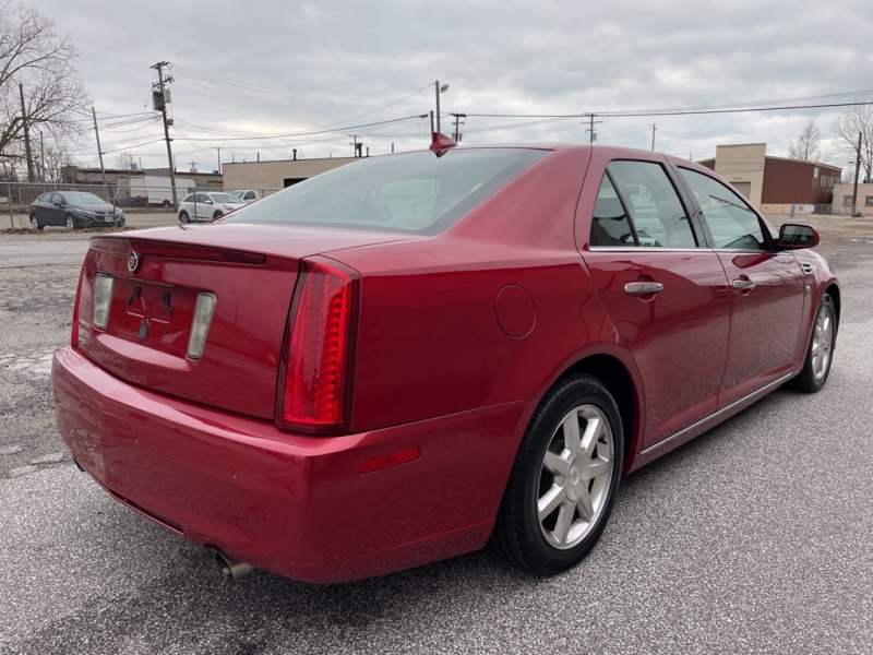 CADILLAC STS 2011 price $7,900