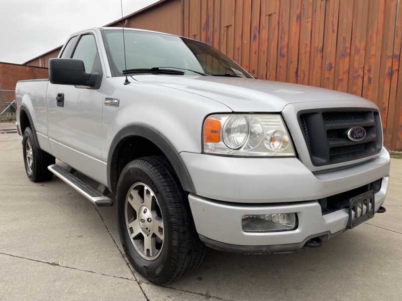 FORD F150 2004 price $6,900