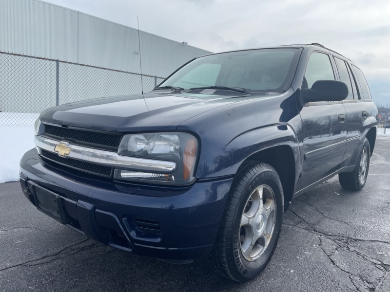 CHEVROLET TRAILBLAZER 2008 price $4,500