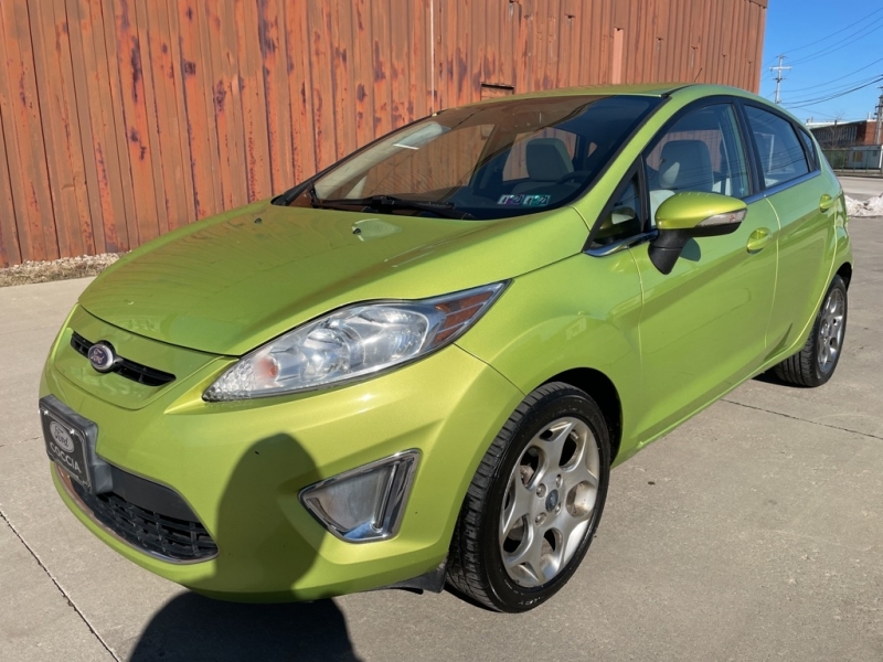 FORD FIESTA 2011 price $3,950