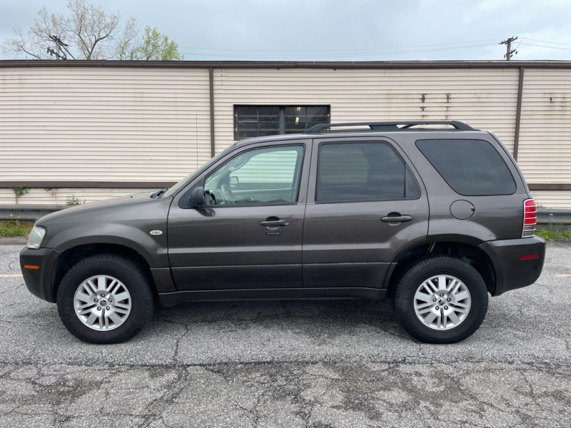 MERCURY MARINER 2006 price $3,900