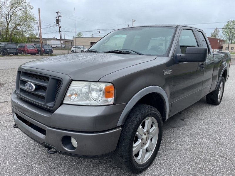 FORD F150 2007 price $6,900