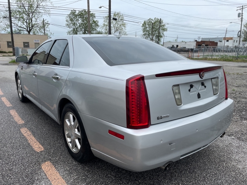 CADILLAC STS 2009 price $5,500