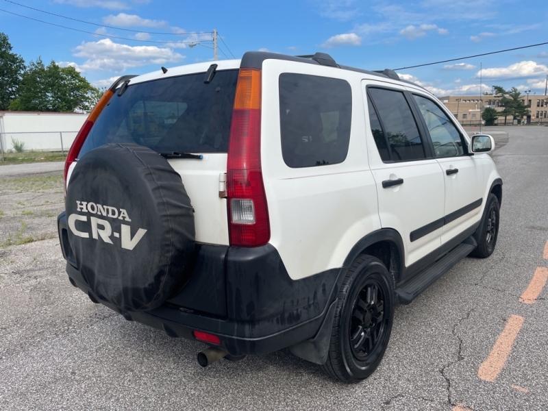 HONDA CR-V 2002 price $5,900