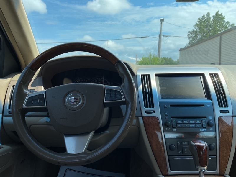 CADILLAC STS 2009 price $6,900
