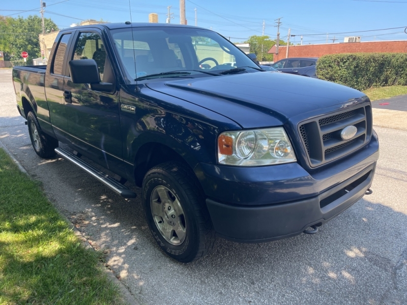 FORD F150 2007 price $8,900