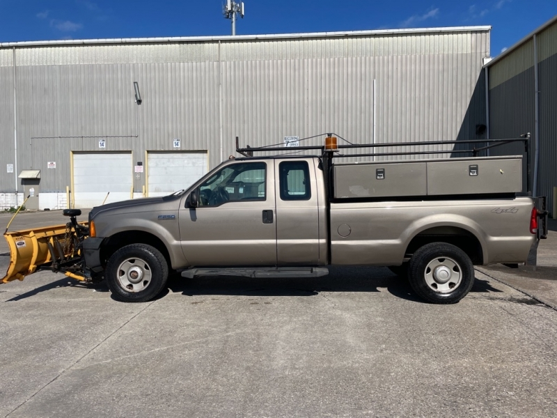 FORD F250 2006 price $12,900