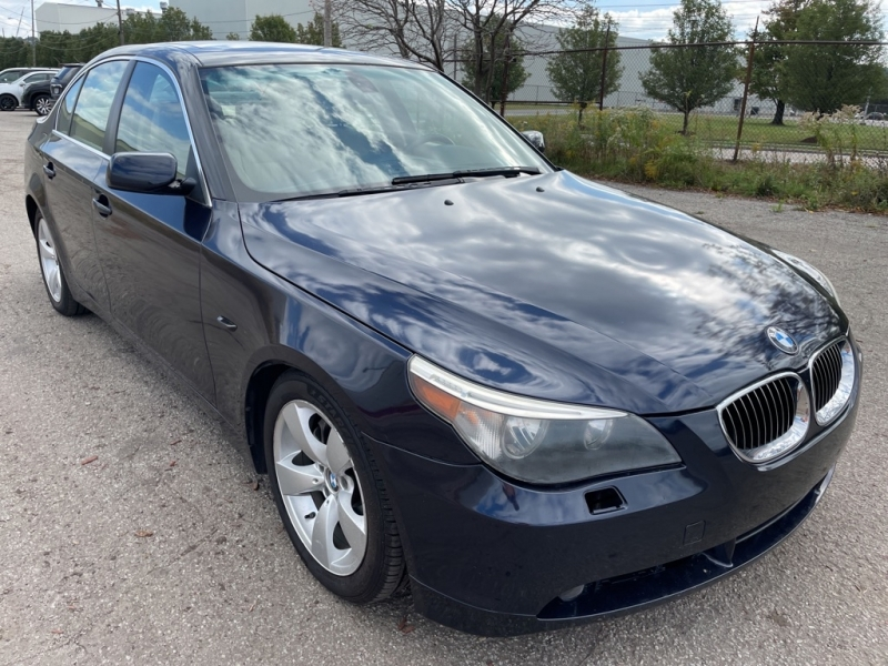 BMW 525 2007 price $5,900