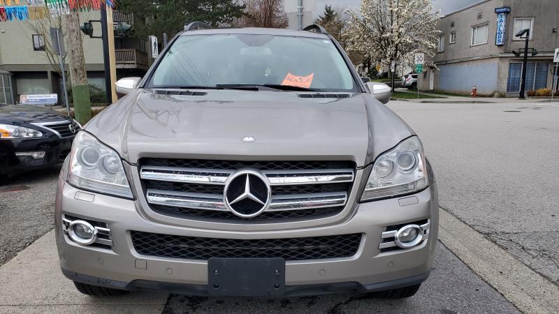 Mercedes-Benz GL-Class 2009 price $11,950