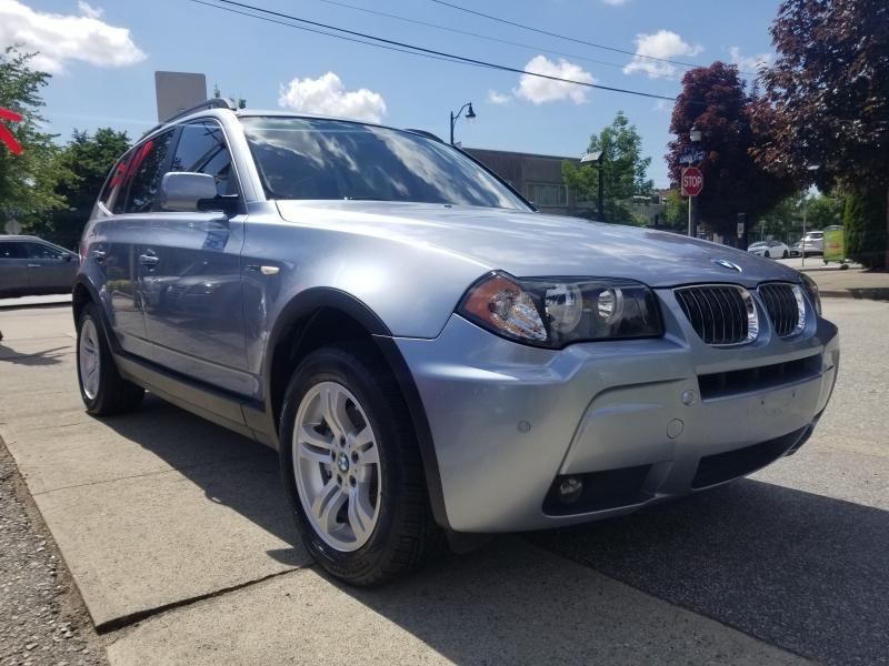BMW X3 2006 price $7,800