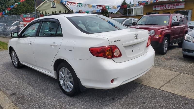 Toyota Corolla 2009 price $5,450