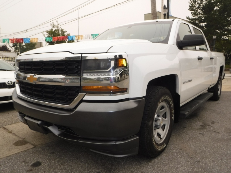 Chevrolet Silverado 1500 2016 price $19,800