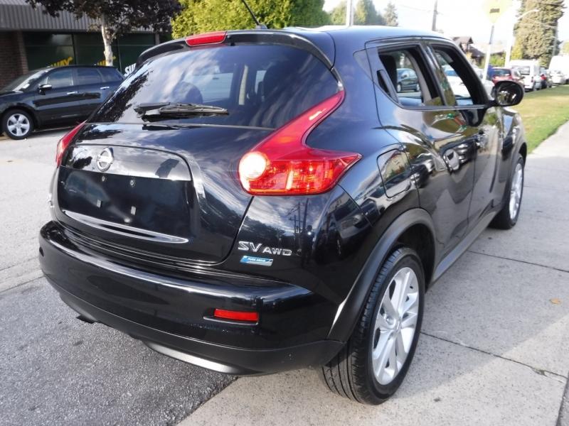 Nissan JUKE 2014 price $8,450